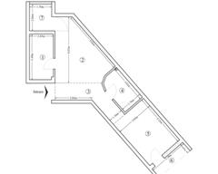 Apartament 2 camere55mp+terasa